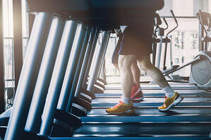 on-site gym and employee wellness