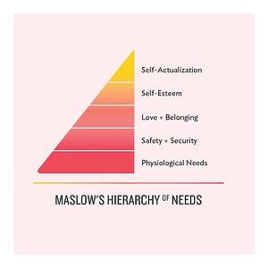Maslow's Hierarchy of Needs Culture Amp