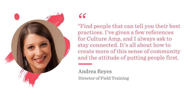 Andrea Reyes Quote
