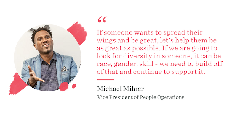 Michael Milner Quote