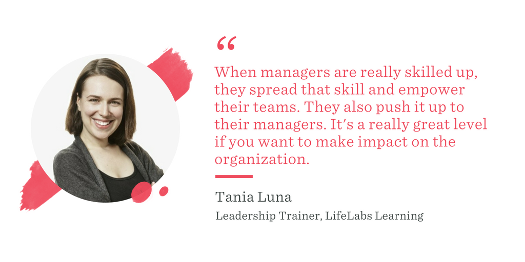 Tania Luna Quote