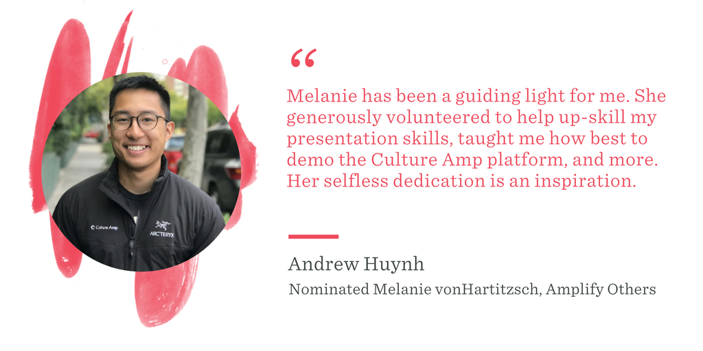 Andrew Huynh | Culture Amp