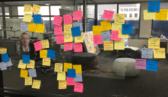 Melbourne Hackathon sticky note ideas.png