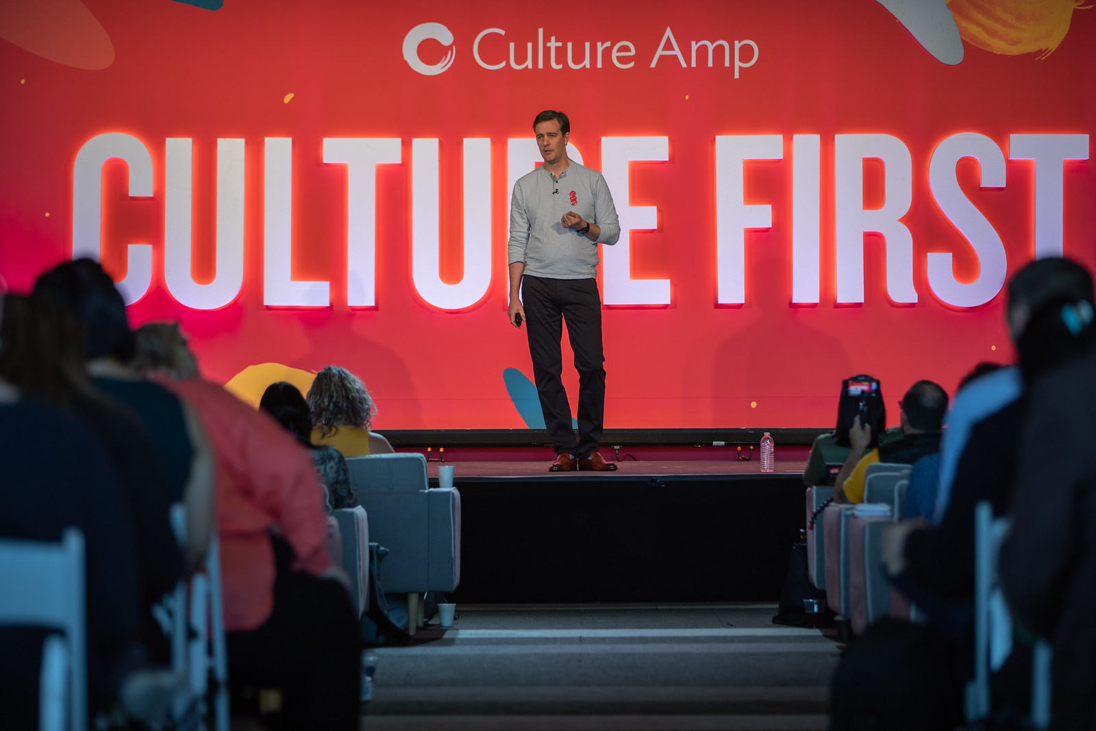 Creating the foundation for a Culture First company