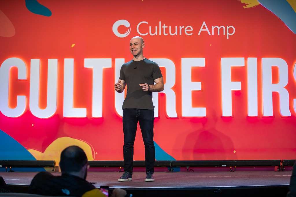 4 things I learned from Adam Grant at Culture First